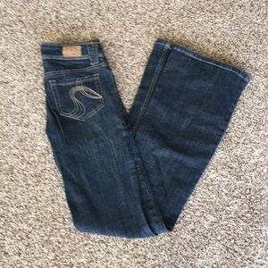 Hydraulic Liberty Flare Jeans! Size 1/2 Long